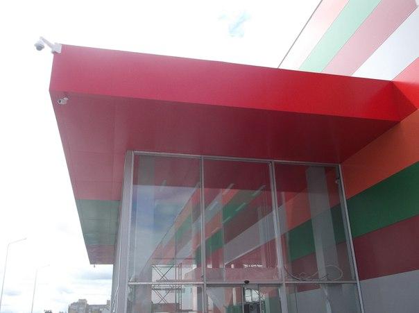 Фасады и гипсовые потолки